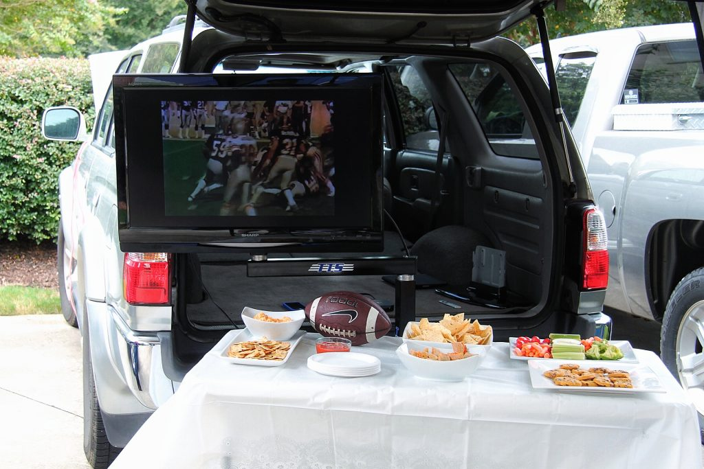 tailgate tv stone insurance group
