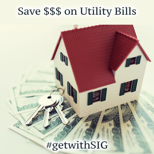 Ways to save on utility bills-Stone Insurance Group