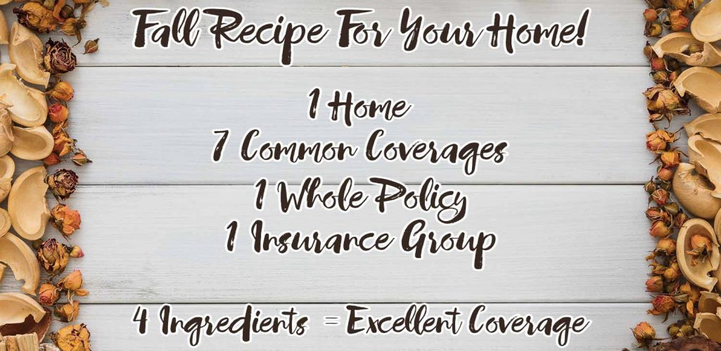 A Fall Recipe For Your Home-Stone Insurance Group