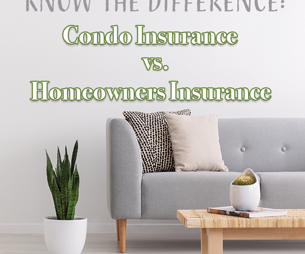 The Difference Between Condo Insurance And Homeowners