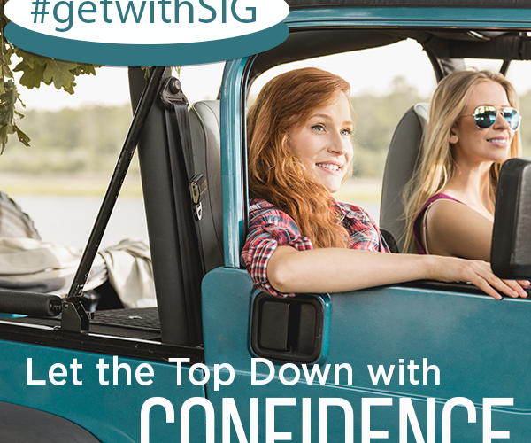Auto Insurance: Let the Top Down with Confidence